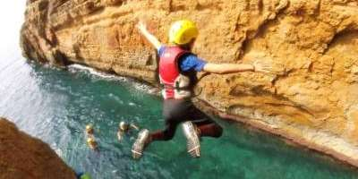 Coasteering: explore the cliffs