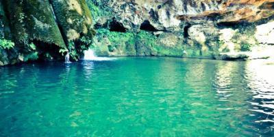 Itinerantur-El Edén en Castellón: la cascada del río Carbo-The Eden of Castellón: waterfall on the river Carbo-L'edén a Castelló: la cascada del riu Carbo