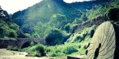 Itinerantur-El castillo de Aín y los habitantes del bosque-The castle of Aín and the inhabitants of the forest-El castell d'Aín i els habitants del bosc