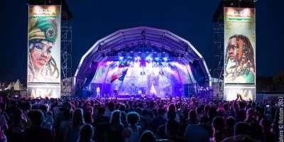 Rototom, Sunsplash European Reggae Festival