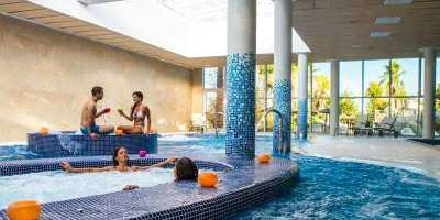 Spa and gastronomic experience in Elche