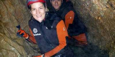 Water caving in the heart of the Espadán mountains