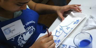 Practica el arte de la cerámica