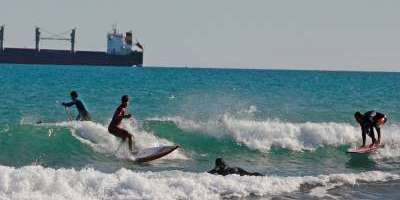 Fes surf pel Mediterrani a Castelló