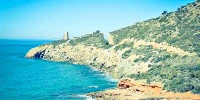 Las defensas antipiratas de la costa de Castellón