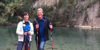 Trail with views, Nordic walking, spa...