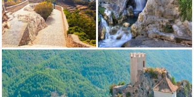Excursió Guadalest i Fonts de l'Algar