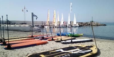 Discover the Bay of Alicante and Cabo de las Huertas on paddle surf