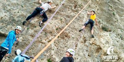 Initiation to sport climbing