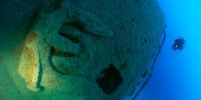 Wreck diving in Sagunto
