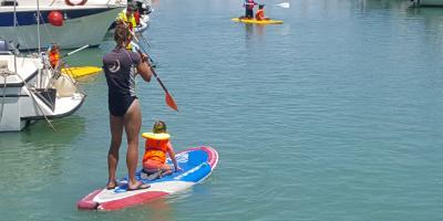 Discover paddlesurf