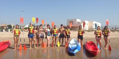 Bautismo kayak