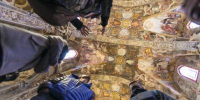 Ruta del Grial i art religiós