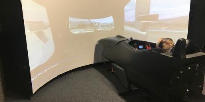 Team Building in authentic official driving simulator