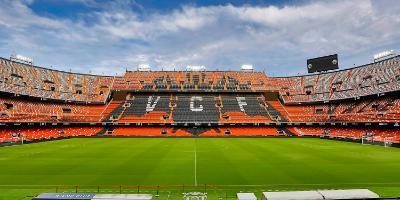 Mestalla Forever Tour Valencia CF