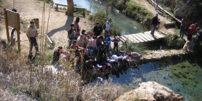 Descubre los paisajes del agua en la Hoya de Buñol