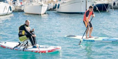 Paddle surf accesible para todos