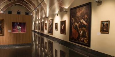 Visita guiada a la exposición temporal del Museo Santa Clara