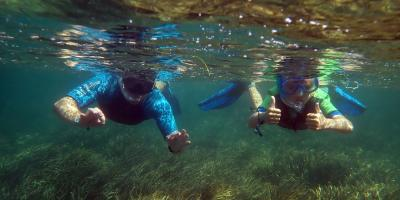 Snorkelling trip in Tabarca Island: 1st Marine Reserve in Spain