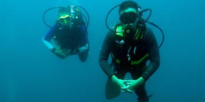 Diving course Open Water Diver PADI