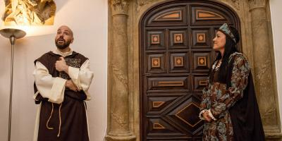 Visita teatralizada al Monasterio de Sant Jeroni de Cotalba