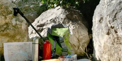 Healthy escape in Valle de Guadalest