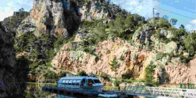 Júcar Canyons, River Cruise