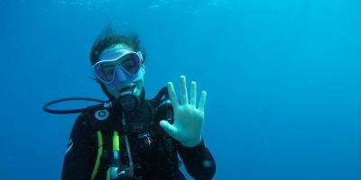 Scuba diving for beginners in Oropesa