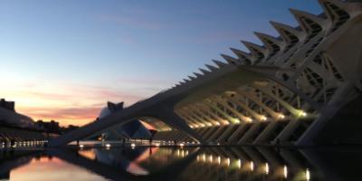 Descobreix la Ciutat de les Arts i les Ciències