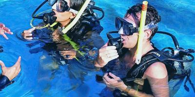 Diving course in Castellón