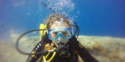 Descubre el buceo en Villajoyosa