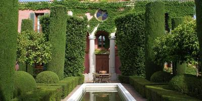 Visit l'Albarda Garden