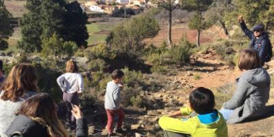 Ruta de interpretación paisajística el Sabinar de Alpuente