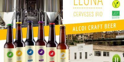 Visit & tast organic craft beers in Alcoi