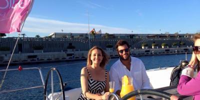 Experiencia en velero privado