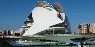 Visita guiada al Palau de les Arts. Opera València
