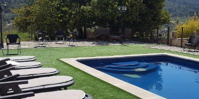 Relax & Birding in Alqueria del Pilar