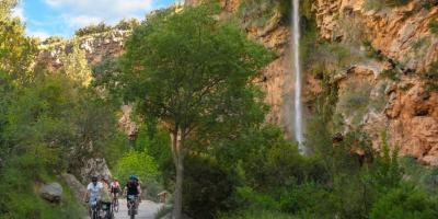 Mediterranean bike tours- En busca del tesoro de Ojos Negros-Finding the treasures of Ojos Negros-A la recerca del tresor d'Ojos Negros